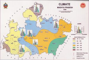 Climate of Madhya Pradesh