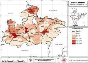 Population of Madhya Pradesh