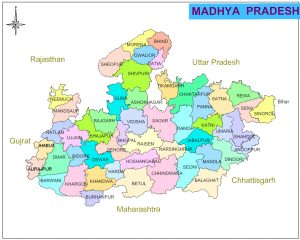 HISTORY OF MODERN Madhya Pradesh after Independence